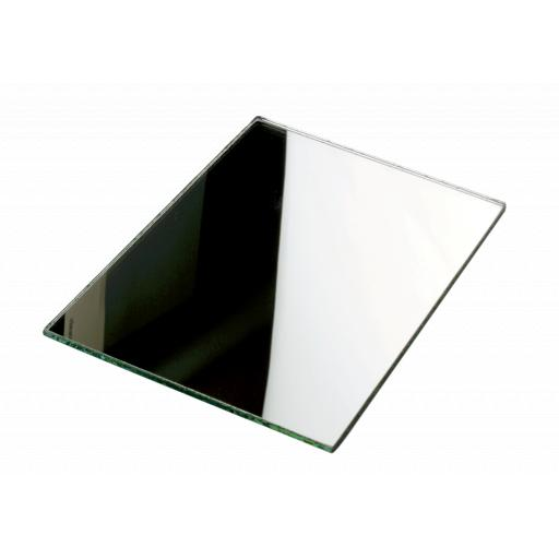 PLANE MIRRORS, GLASS UNMOUNTED. 100x75mm