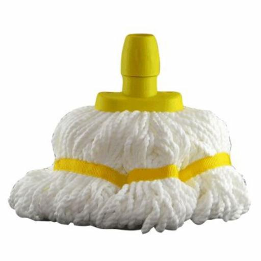 Microfibre Mop Head Yellow