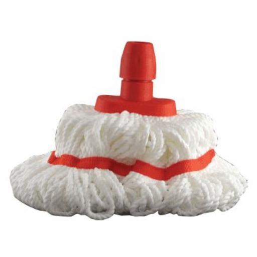 Microfibre Mop Head Red