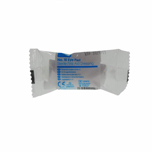 Eye Pad Dressing Sterile