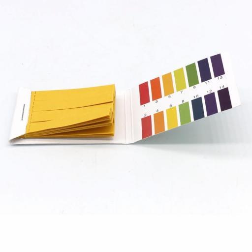 pH PAPER TEST 1-14