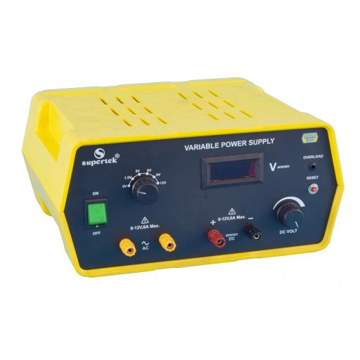 REGULATED DIGITAL VARIABLE POWER SUPPLY