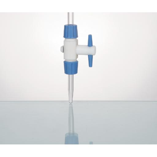 SPARE STOPCOCK AND JET FOR MODULAR BURETTE CLASS B 50ML