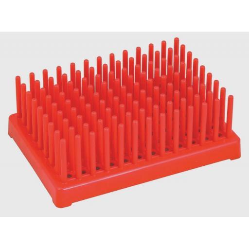 Test Tube Peg Rack 13mm x 90 Pegs