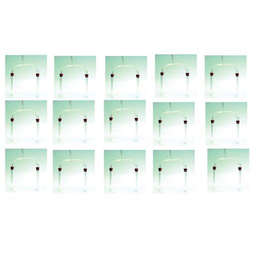 Respiration apparatus Class Set of 15