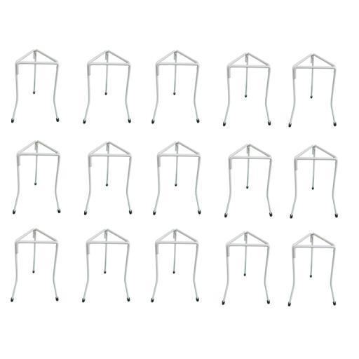 Tripod stand triangular Class Set of 15