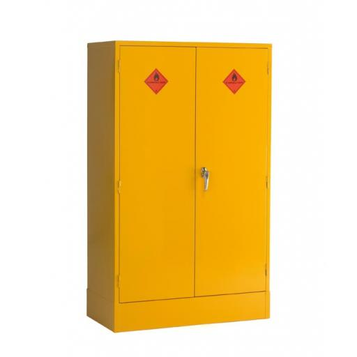 Flammable Storage Cabinet 1524x915x457 Yellow