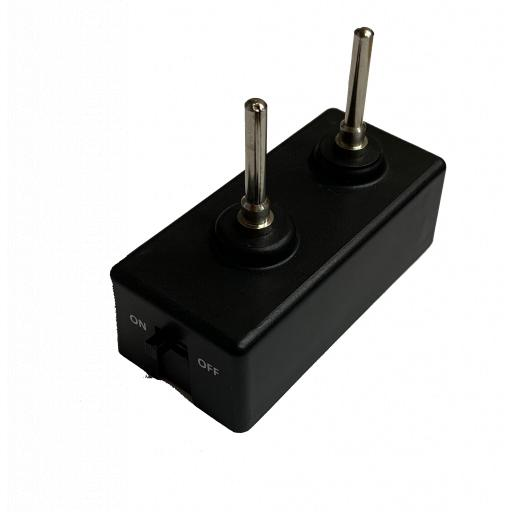 SPARE BATTERY BOX FOR LED RAY BOX