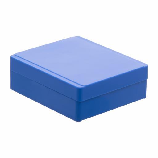 MICRO SLIDE BOX PLASTIC 25 SLIDES