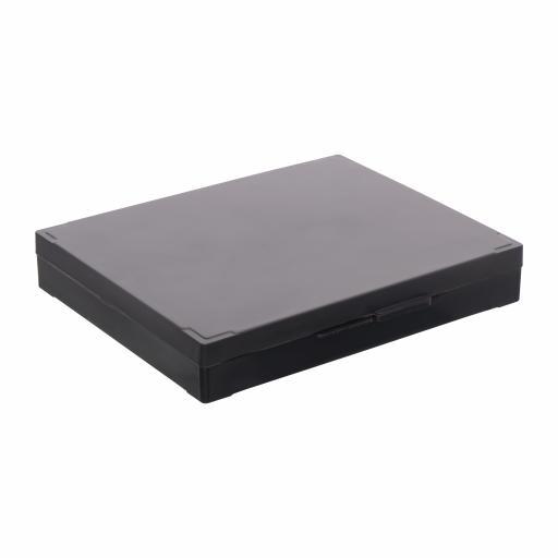 MICRO SLIDE BOX PLASTIC 100 SLIDES