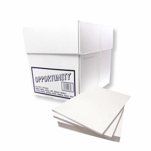 A4 White Paper 2500 Sheets