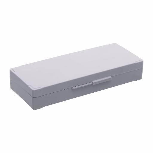 MICRO SLIDE BOX PLASTIC 50 SLIDES